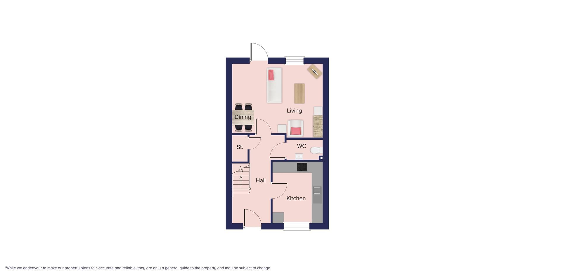Kingfisher Grange, Bursledon_Plots 54 & 86_GF_B.jp